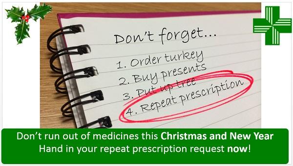 Christmas Prescriptions